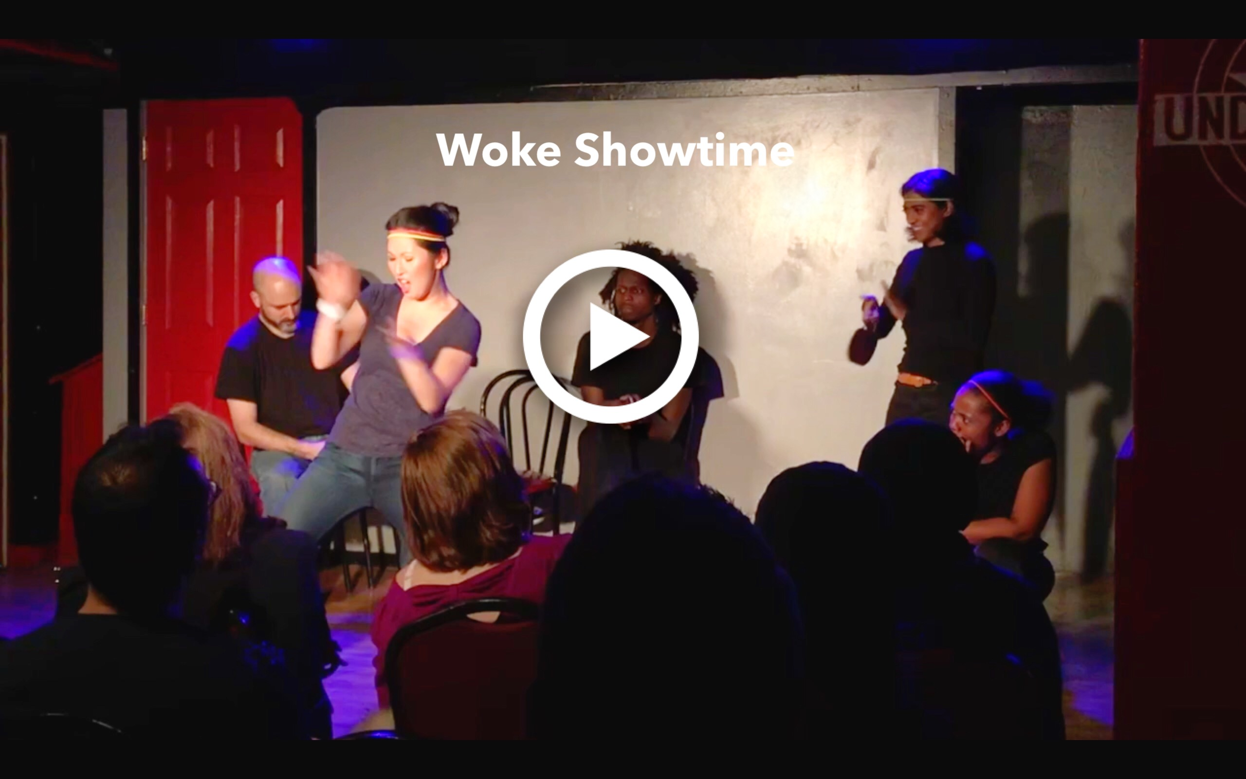 Woke Showtime (Video): https://drive.google.com/file/d/1EtkaGHXvJVPV6HGl211H-2XnOtnPKbrf/view?usp=sharing