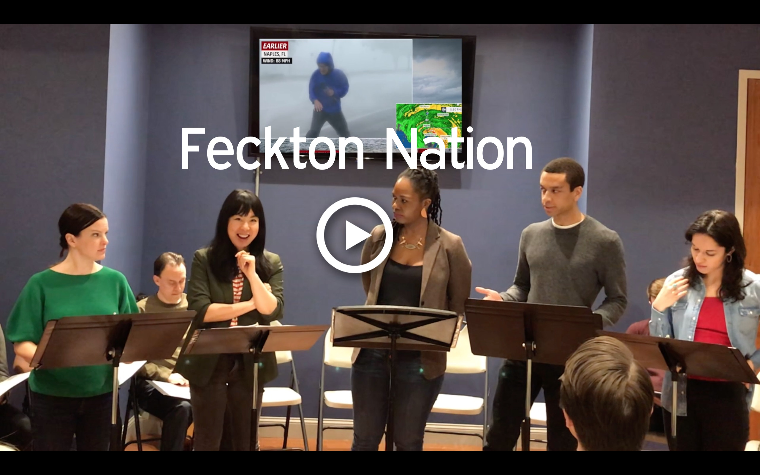 Feckton Nation Teaser Graphic
